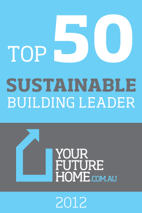 Top 50 sustainable building leader
